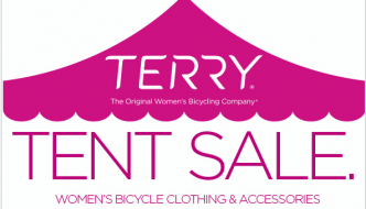 2015 Terry Tent Sale.