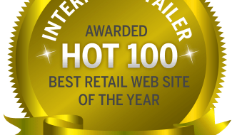 TERRY AWARDED INTERNET RETAILER HOT 100.