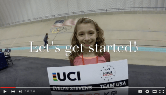 INTERVIEW WITH EVELYN STEVENS.