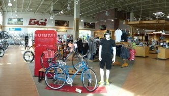 SHOP LOCAL: BICYCLE GARAGE INDY.