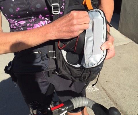 Lowepro sling