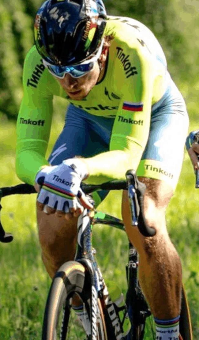 photo courtesy of Bicycling Magazine / Twitter