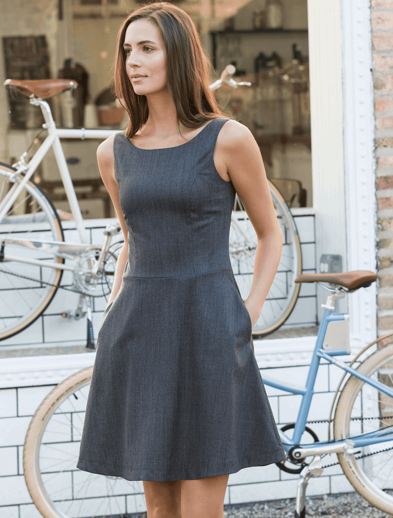 Everyday Bike Dress