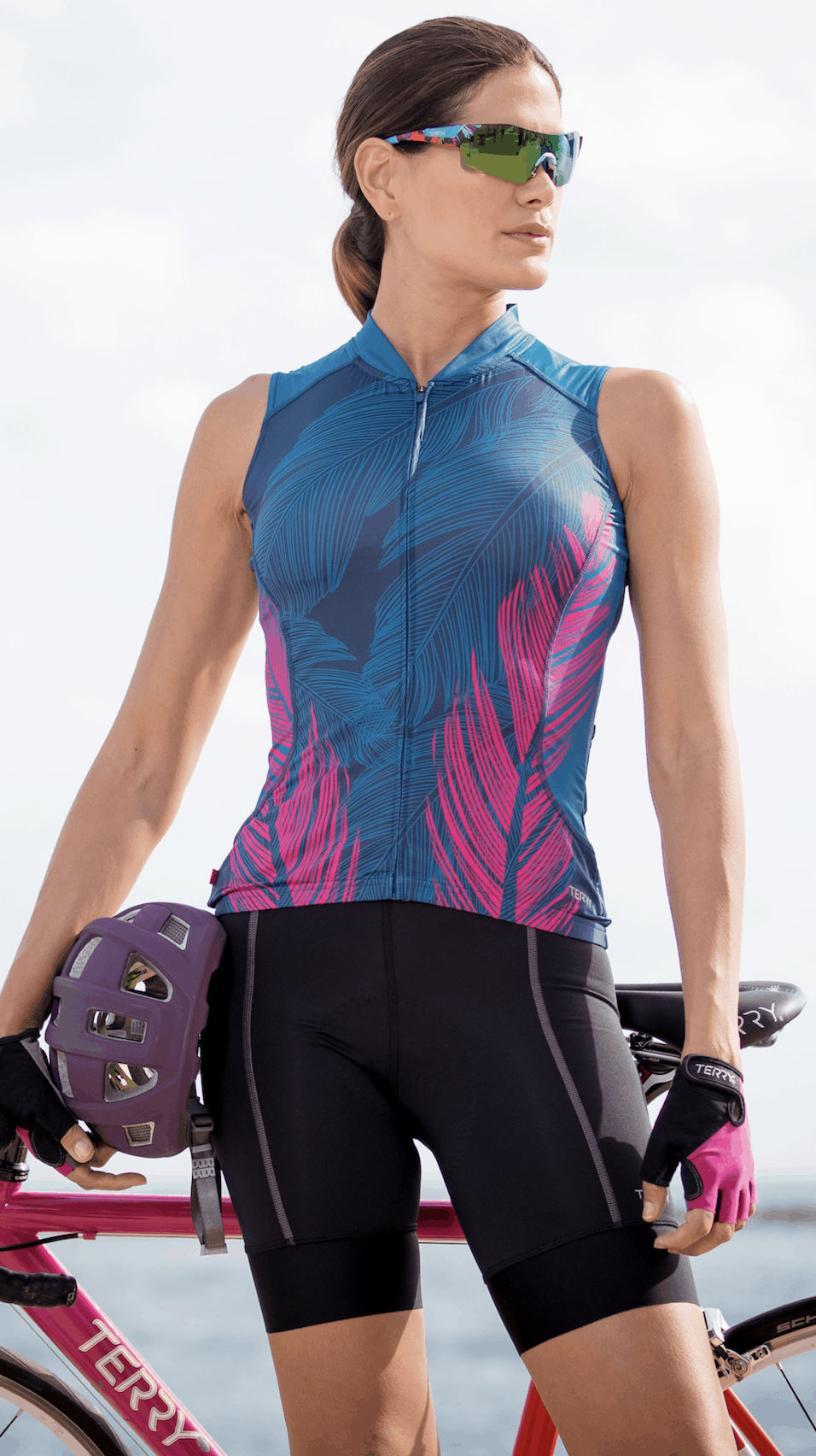 Bella Sleeveless Jerseys $62.50 (reg. $89)