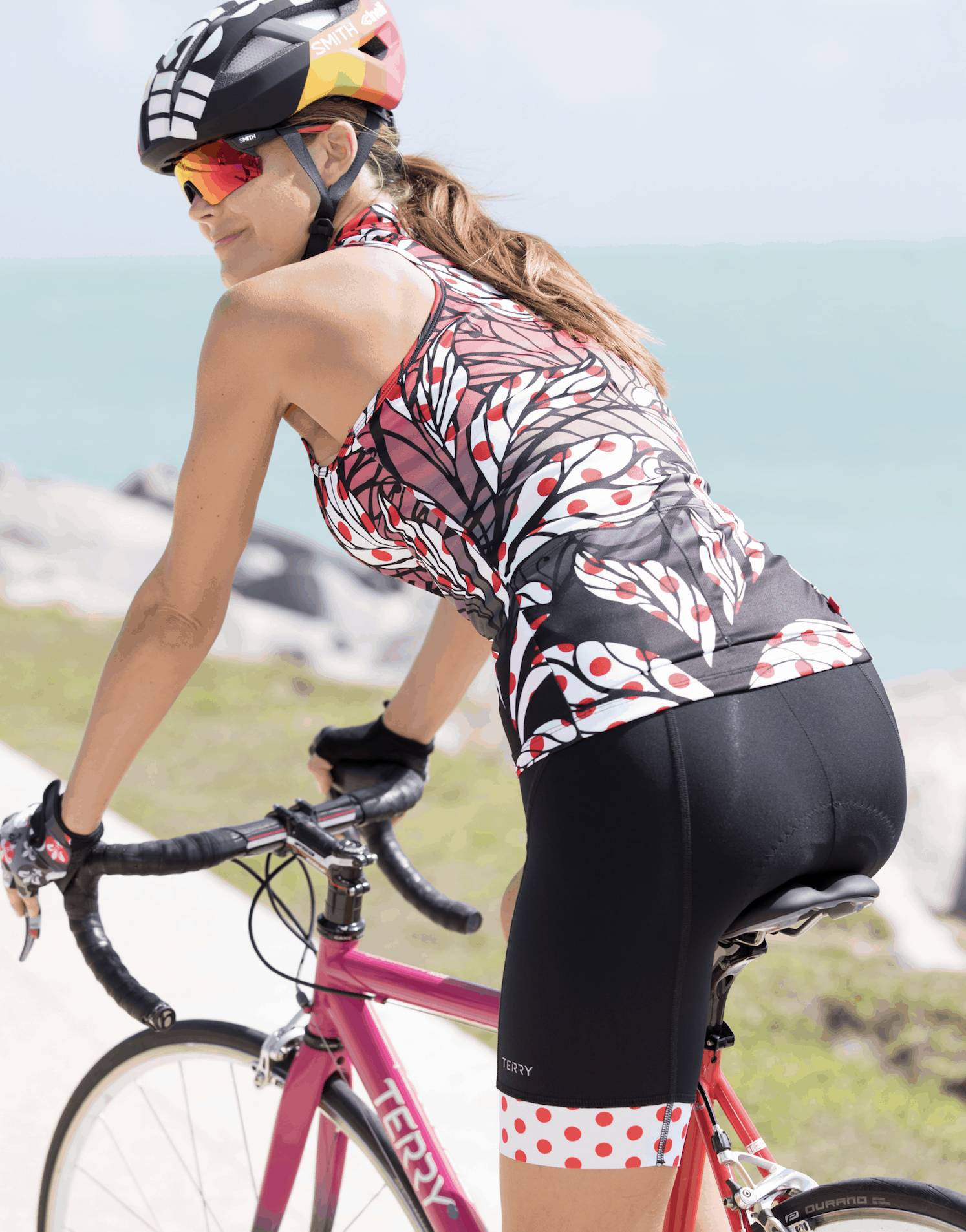 cycling comfort tips for women - riding tips and comfortable cycling clothing