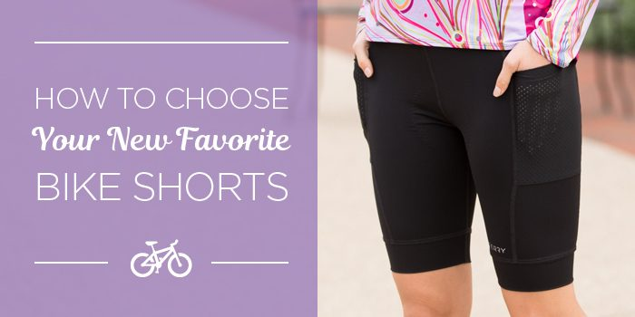 HOW TO CHOOSE CYCLING SHORTS.