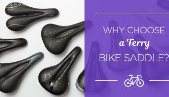 Why choose a Terry bike saddle?