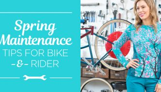 SPRING  BICYCLE MAINTENANCE.