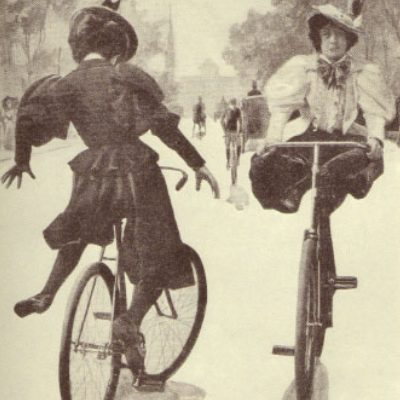 CYCLING COMFORT TIPS FOR WOMEN.