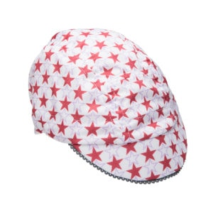 Femme Cap bike to work clothing
