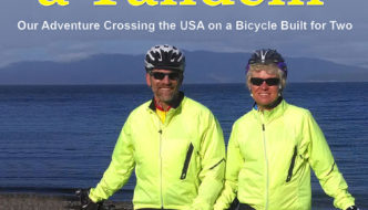 Coast to Coast on a Tandem Book Review