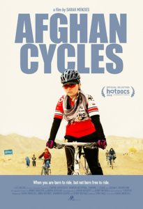 Afghan Cycles - a movie about the growth of women's cycling in Afghanistan