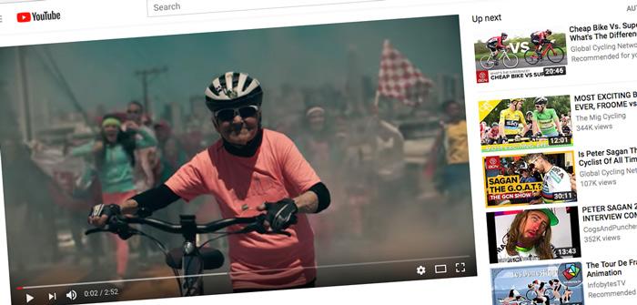 Sagan vs. Grandma Joan - eBike video by Specialized