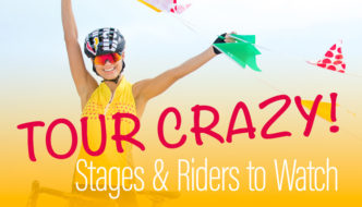 TOUR CRAZY – TOUR DE FRANCE 2018: STAGES & RIDERS TO WATCH.