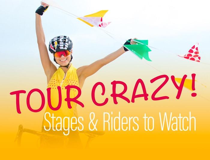 Tour Crazy – Tour de France 2018: Stages & Riders to Watch in the 2018 Tour de France