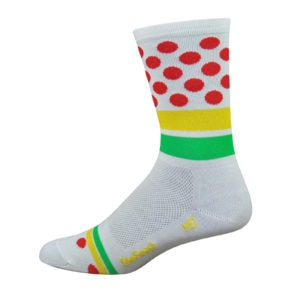 Aireator Crew Sock in TDF Stages