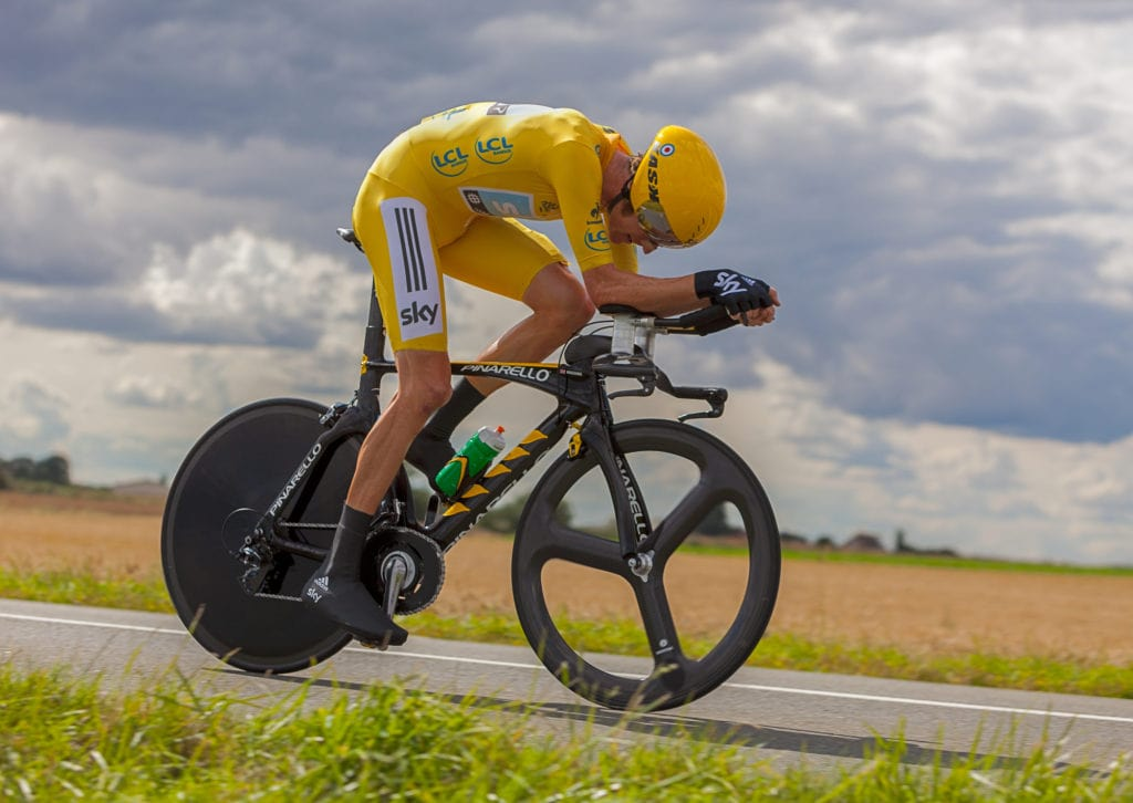 how to win the tour de france - Yellow Jersey- Bradley Wiggins
