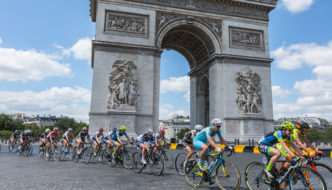 THE WOMEN'S TOUR DE FRANCE.