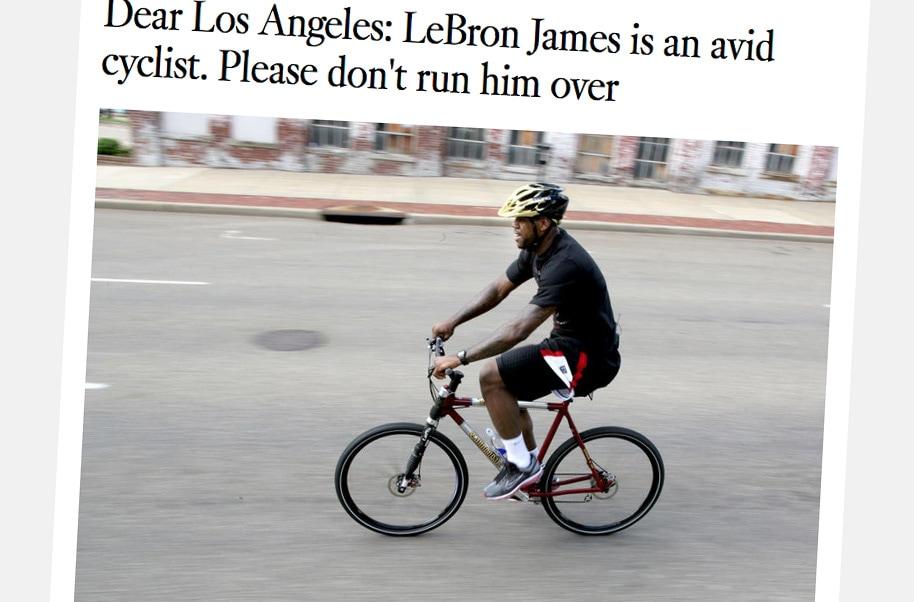lebron-james-cyclist-LA-Times-link