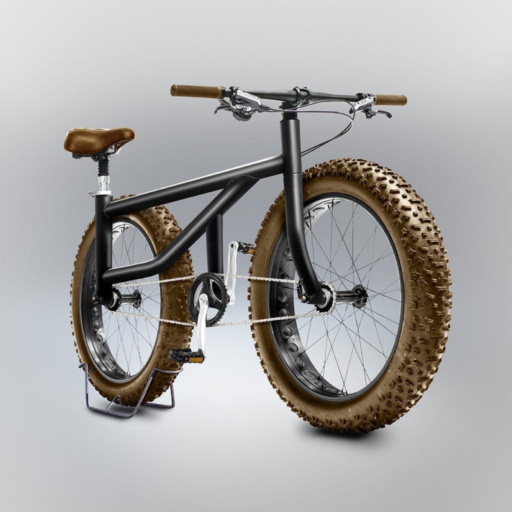 velocipedia bike 3D rendering 2