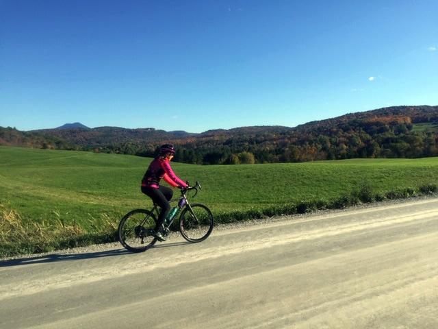 fall gear test ride