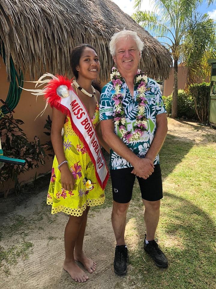 Tahiti tandem tour - Miss Bora Bora