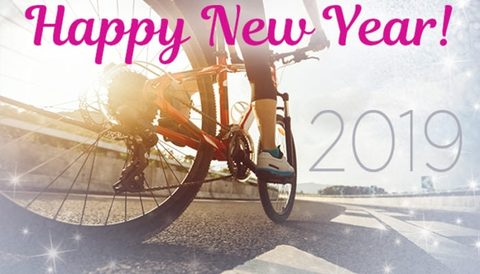 new year resolutions for cyclists