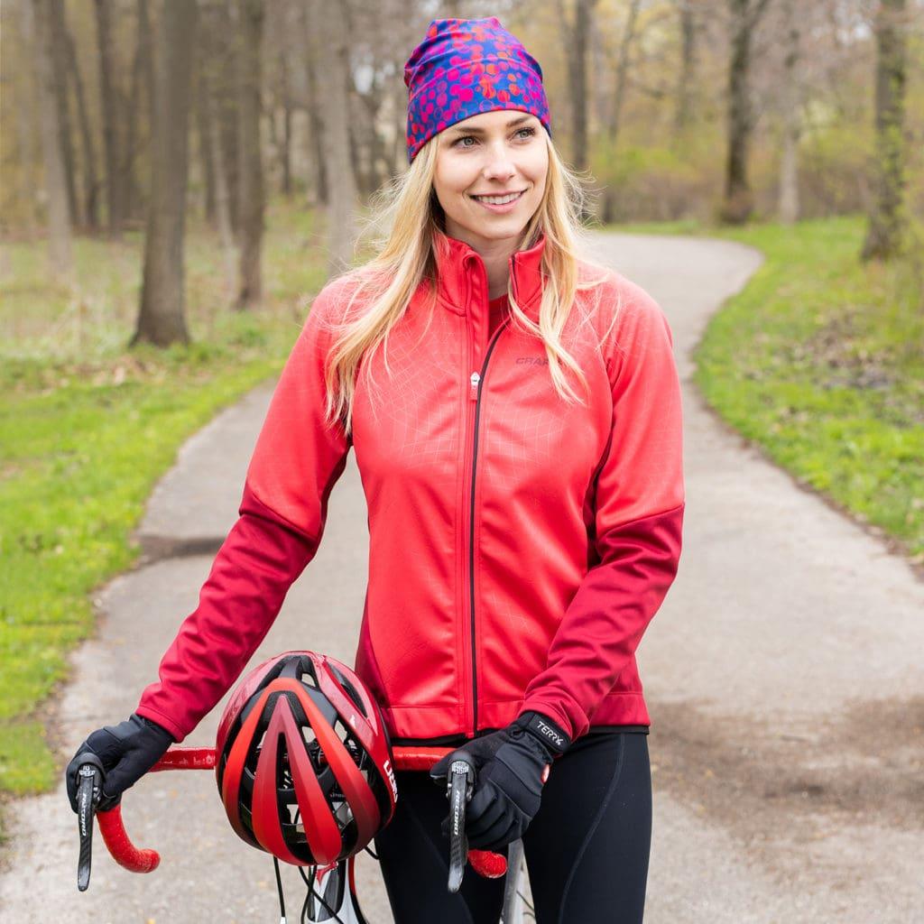 Fall Cycling Gear: Craft Ideal Wind Jacket