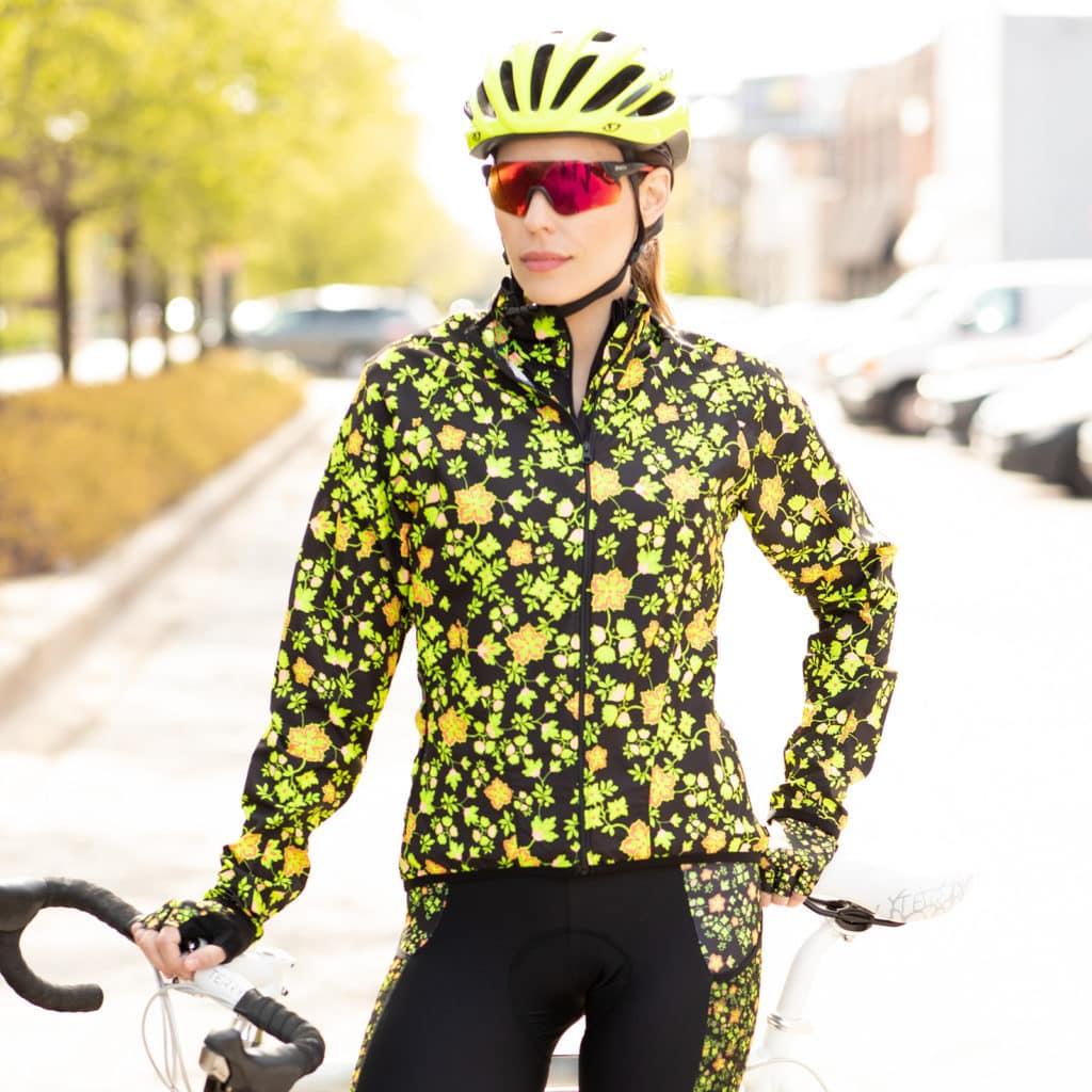 Fall Cycling Gear: Shebeest Veneer Wind Jacket