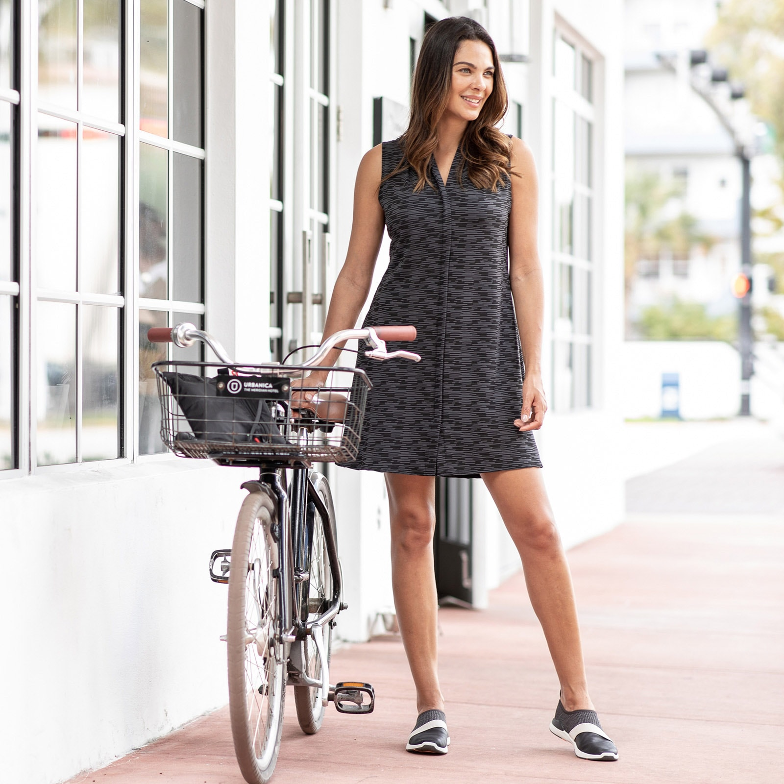 Stylish cycling gift idea, Terry Transit dress